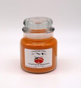 Grapefruit and Mangosteen